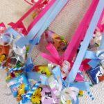 子供に配るキャンディレイ!ものすごく簡単に手作りする方法